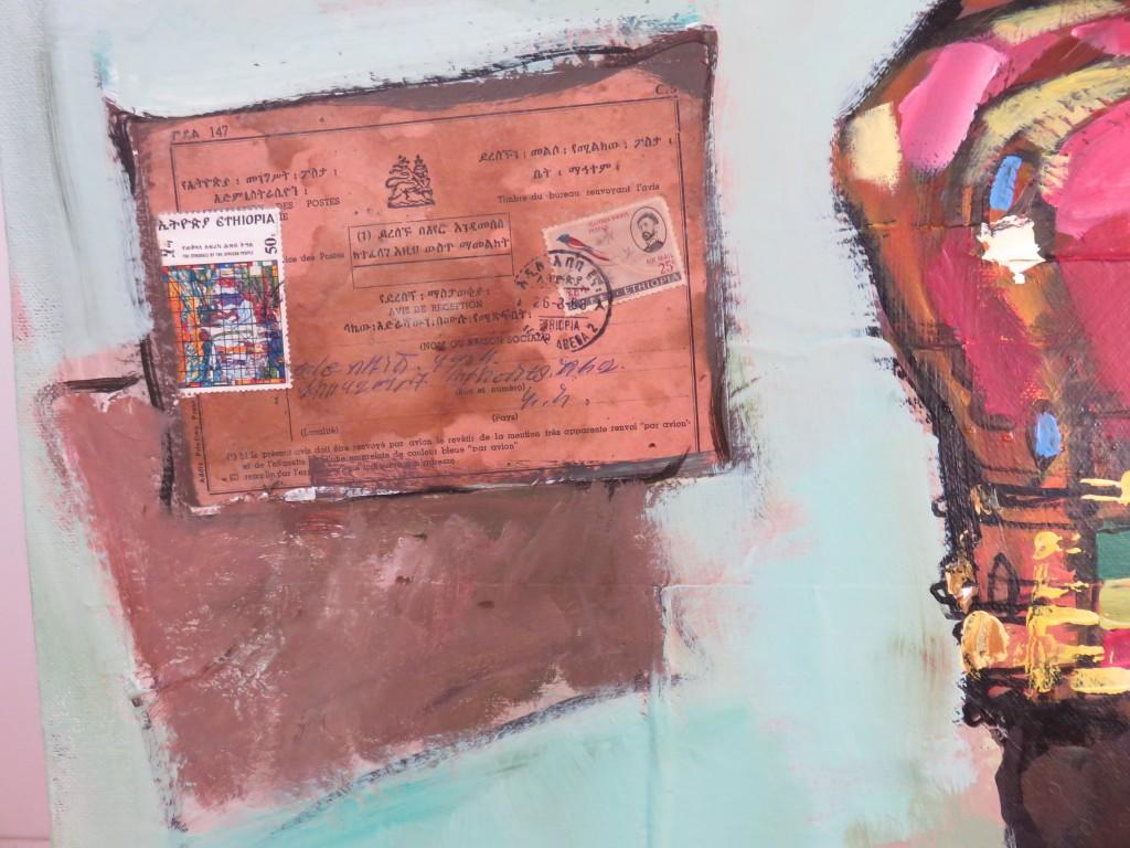 Dawit Abebe - detail