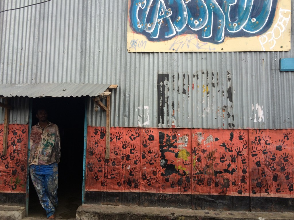 'Wajukuu Art Centre' Nairobi