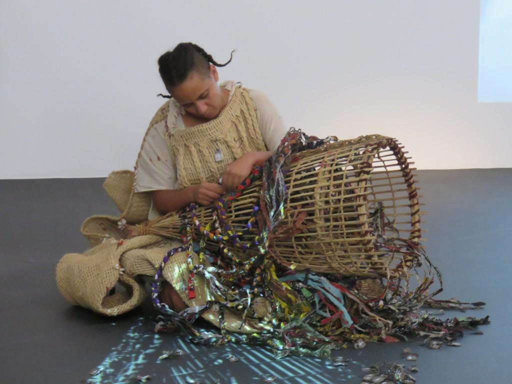 Miriam Syowia Kyambi 'Fracture I'