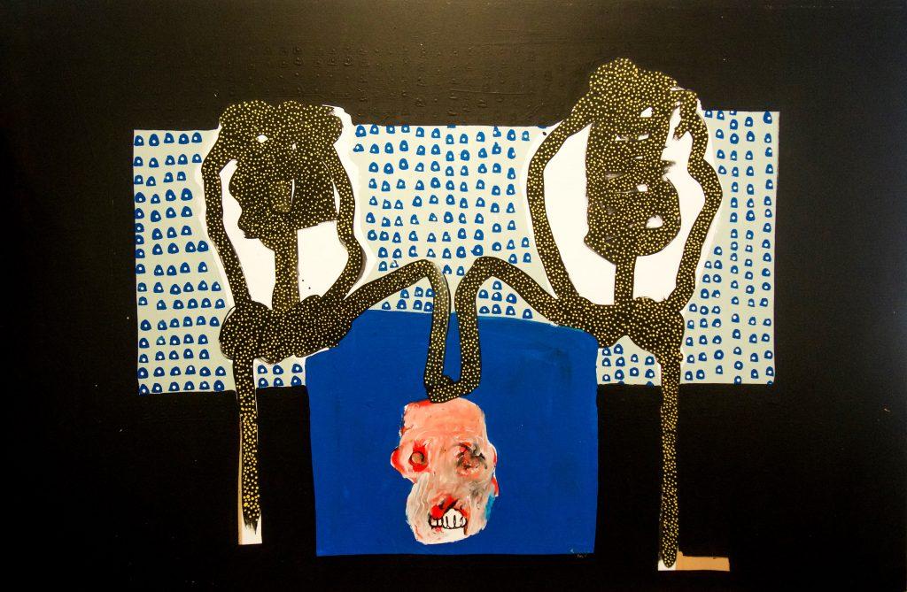 Amadou Sanogo, Headless, 2016.