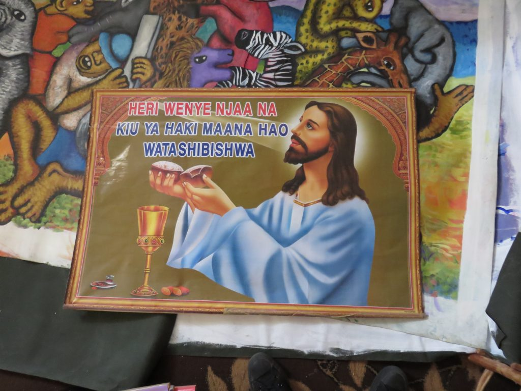 poster-bought-from-street-vendor-jesus-with-lipstick