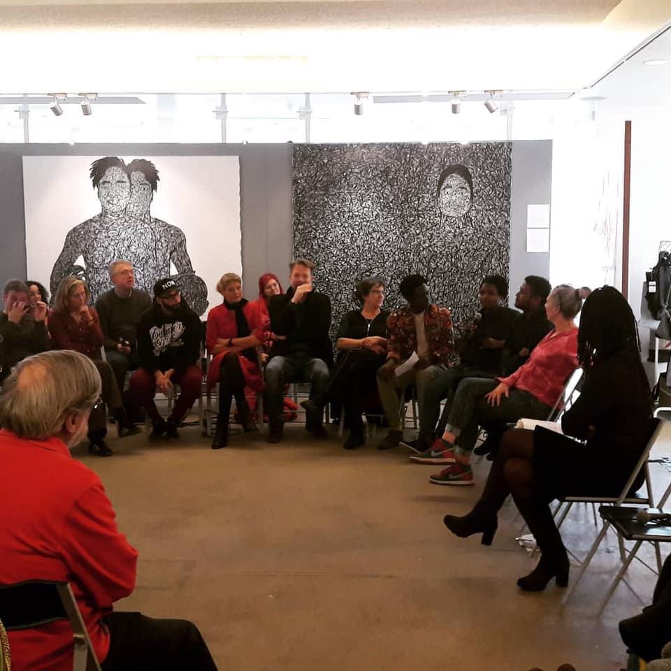 Artist Talk Free Radicals