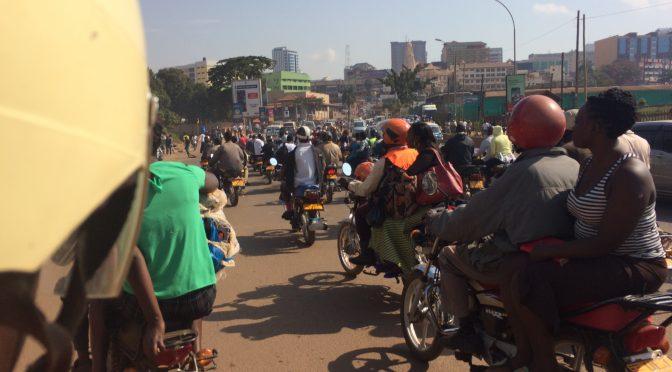 SUMMER IN UGANDA & KENYA